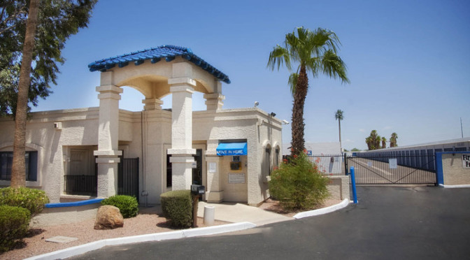 Chandler Arizona Location Exterior