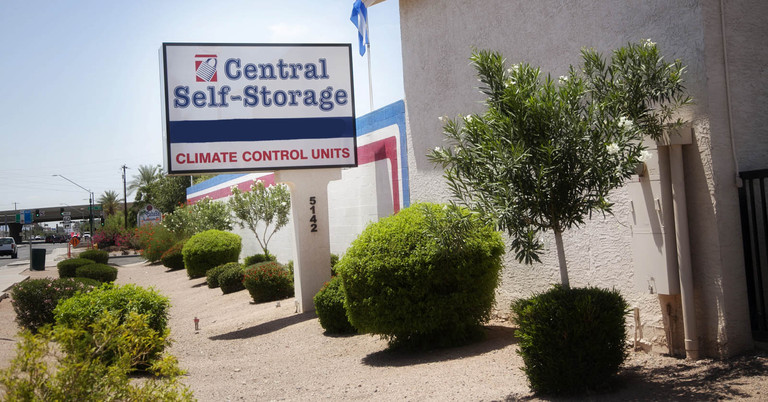 ... Glendale AZ u2013 5142 N 43rd Avenue ... & Arizona Self Storage on North 43rd Avenue | Central Self Storage