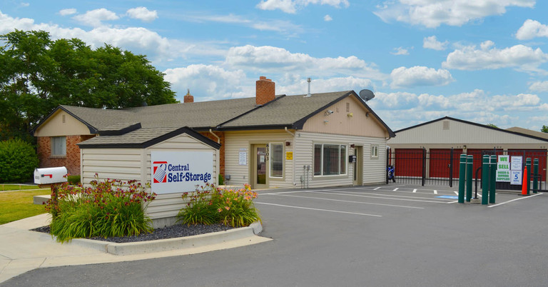 Self Storage Facilities In Idaho By Central Self Storage