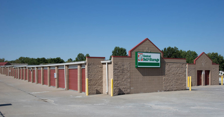 Self Storage Facilities In Kansas By Central Self Storage