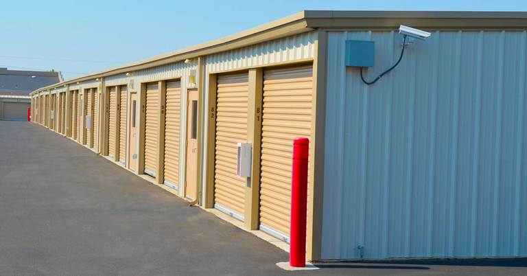 Storage Units In Star 9870 W State St Central Self Storage