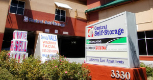 Rent Self Storage Units In California Central Self Storage