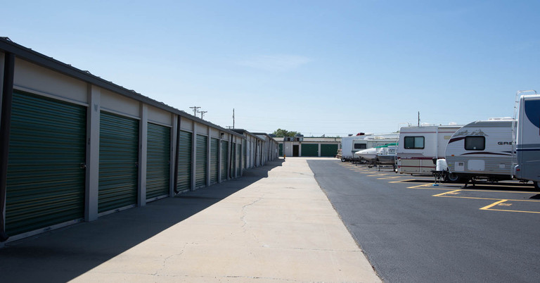 Storage Units In Belton 715 N Scott Ave Central Self