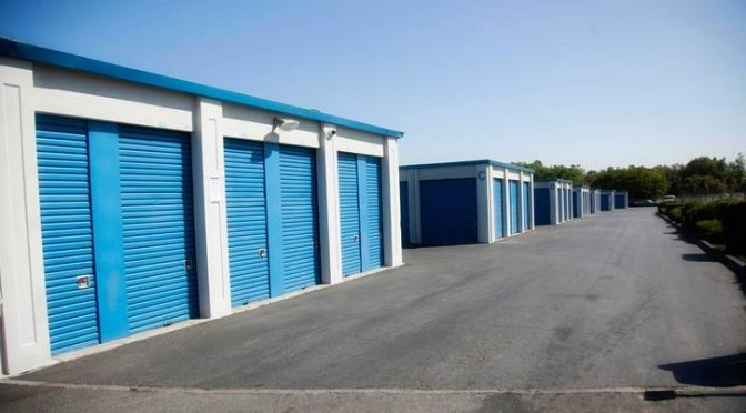 San Jose California Storage Units