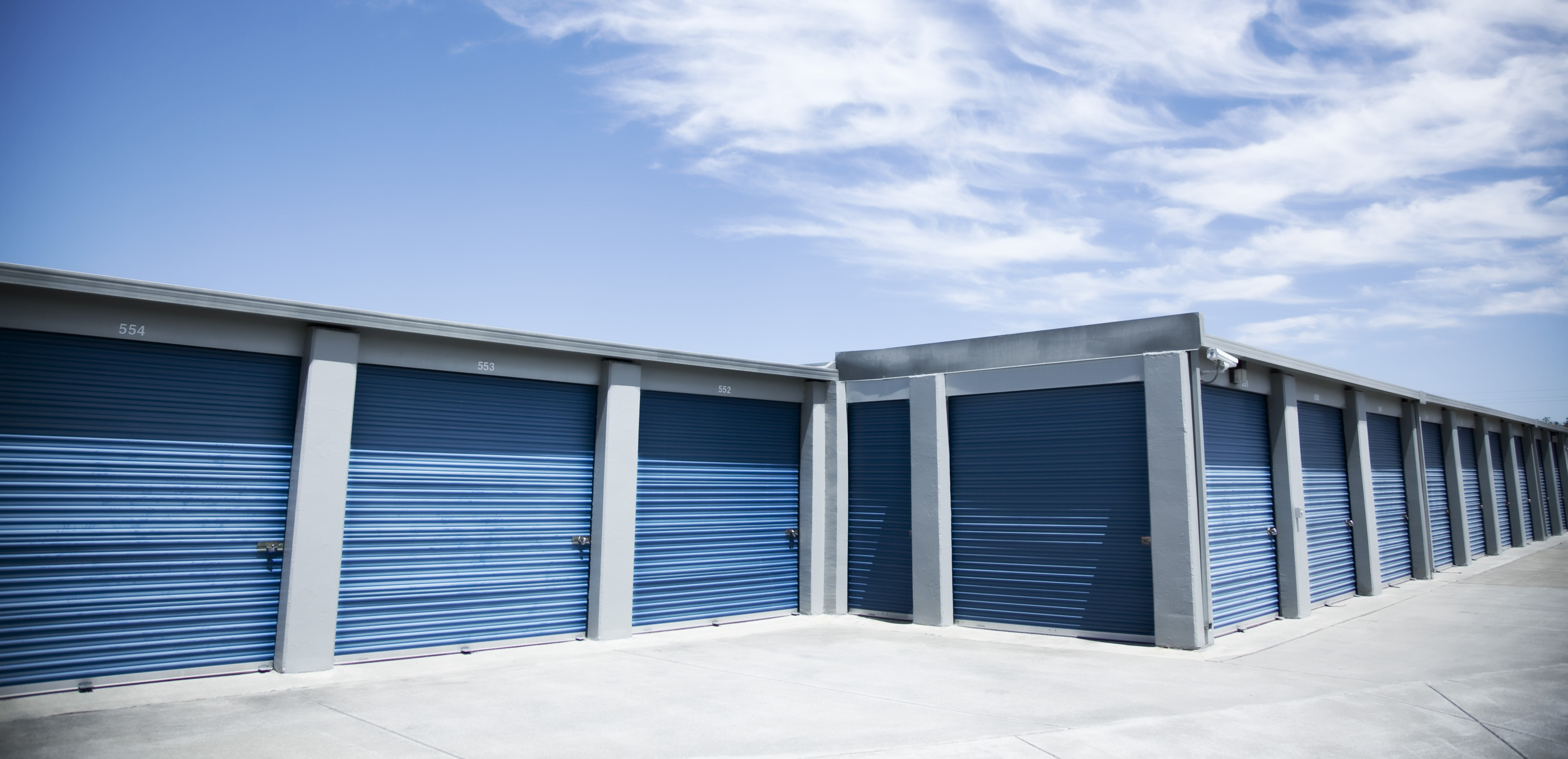 Storage Units In Rohnert Park California Central Self