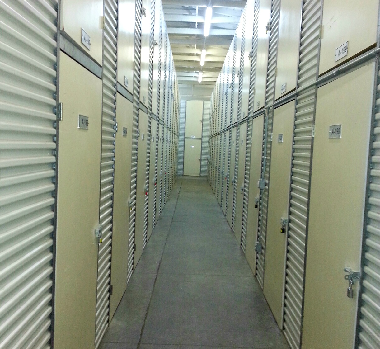 Storage Units 2721 Shattuck Ave Berkeley Central Self