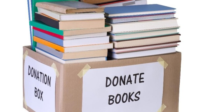 Donate Books Box