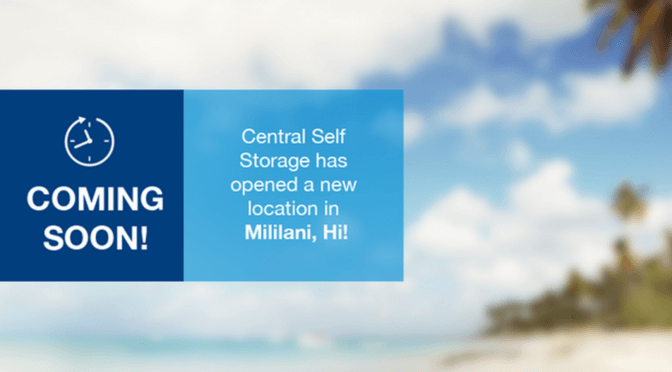 COMING SOON to Mililani, HI – Oahu