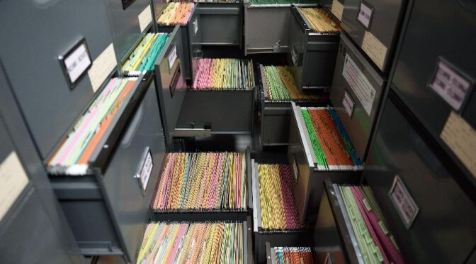 How To Store Your Business Records And Files