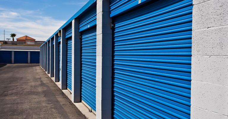 Storage units for rent las vegas nv
