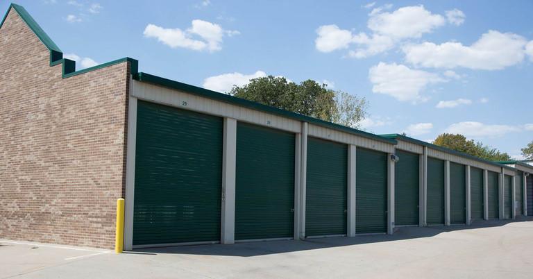 Storage units central coast